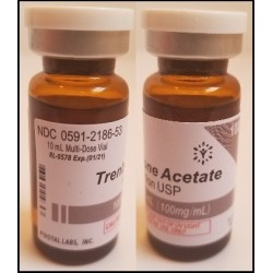 Trenbolone Acetate - 100mg/ml 10ml/vial - PIVOTAL - USA