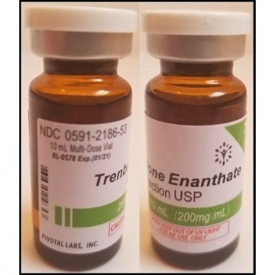 Trenbolone Enanthate - 200mg/ml 10ml/vial - PIVOTAL