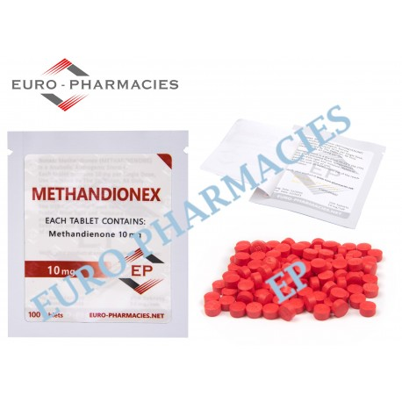 Methandionex 10 (Dianabol) - 10mg/tab EP