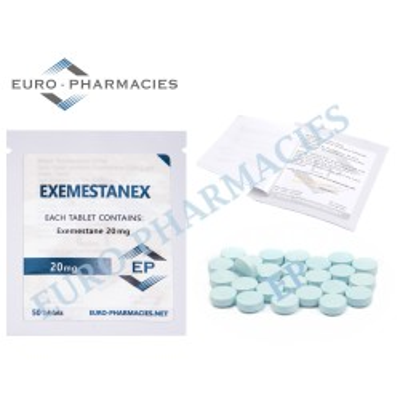 Exemestanex ( Aromasin) - 20mg/tab EP