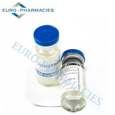 Winstrol ( Stanozolol -Oily solution) - 50mg/ml 10ml/vial EP