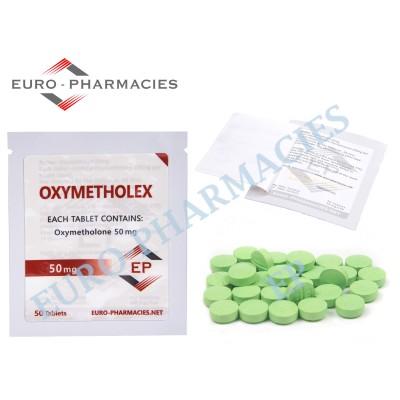 Oxymetholex (Anadrol) - 50mg/tab EP