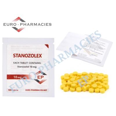 Stanozolex 10 (Winstrol) - 10mg/tab EP