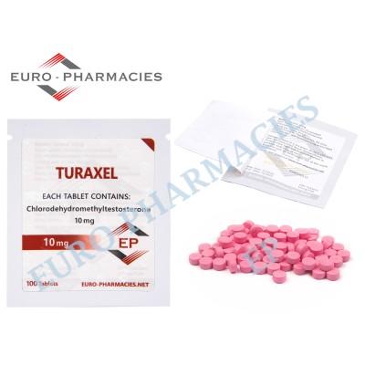 Turalex 10 (Turanabol) - 10mg/tab EP
