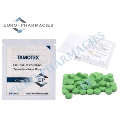 Tamotex (Tamoxifen) - 20mg/tab EP