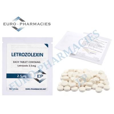 Letrozolexin (Letrozole)- 2.5 mg/tab EP