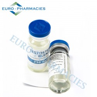 Testosterone Blend 250 (Sustanon 250) - 250mg/ml 10ml/vial EP