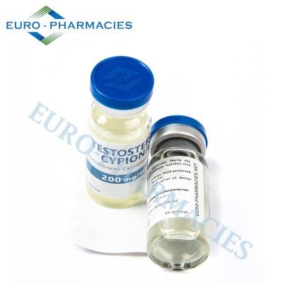 Testosterone Cypionate - 200mg/ml 10ml/vial EP