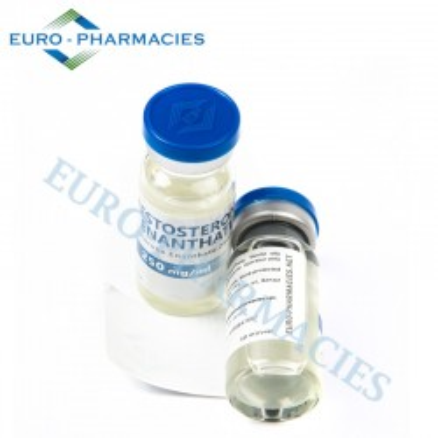 Testosterone Enanthate - 250mg/ml 10ml/vial EP