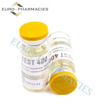Test 400 - 400mg/ml 10ml/vial EP GOLD - USA