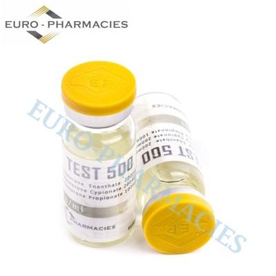 Test 500 - 500mg/ml 10ml/vial EP GOLD - USA